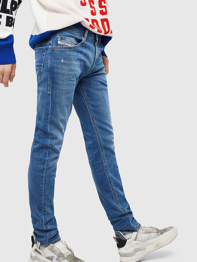 Diesel - Thommer 083AX, Light Blue - Jeans - Image 5