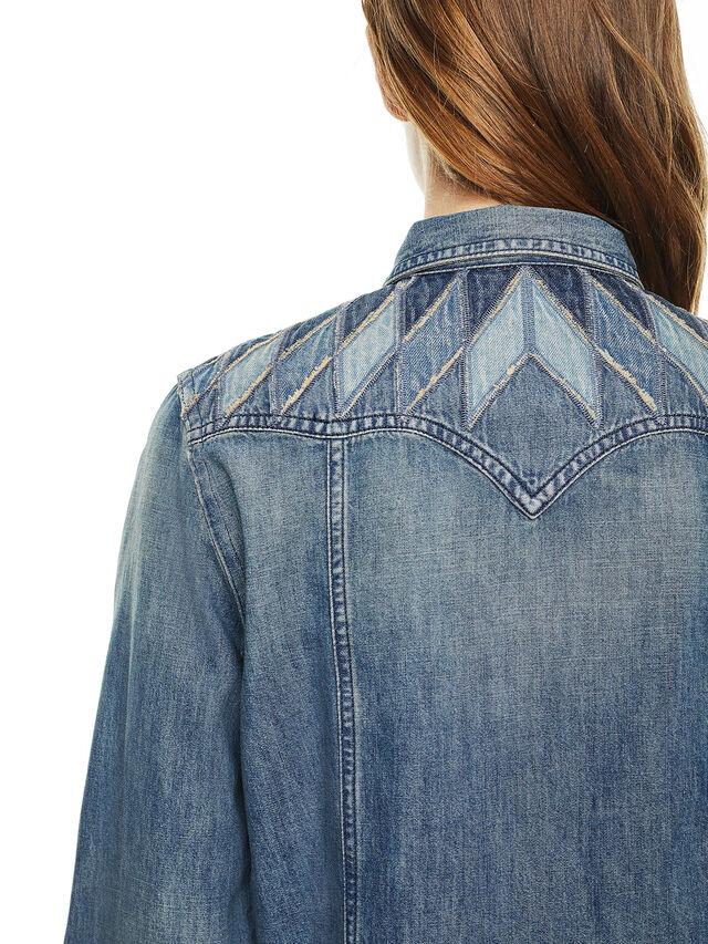 Diesel - CALLYVAN, Blue Jeans - Shirts - Image 4