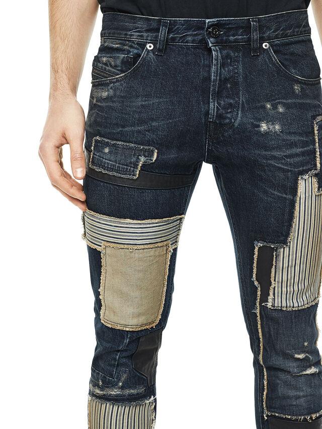 Diesel - TYPE-2813D, Dark Blue - Jeans - Image 4