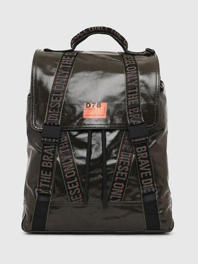 Diesel - MARBACK, Olive Green - Backpacks - Image 1