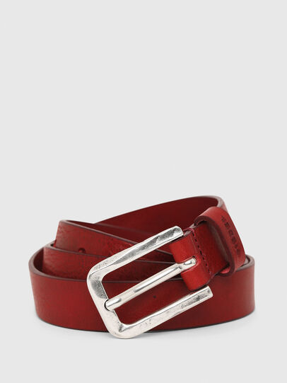 Diesel - B-TRITTI, Red - Belts - Image 2