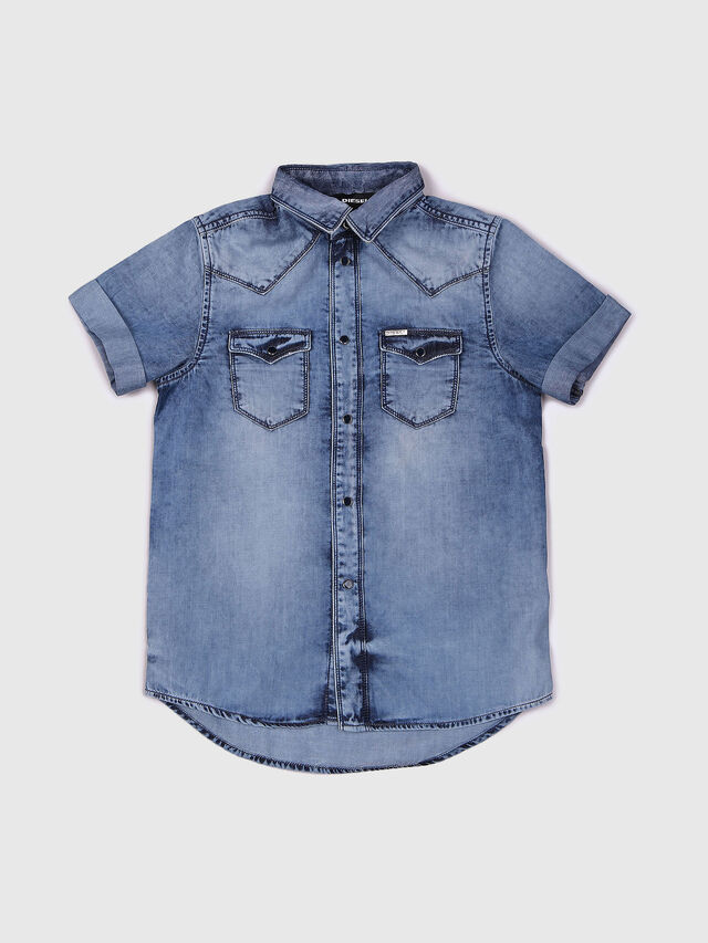 KIDS CIRIX, Light Blue - Shirts - Image 1
