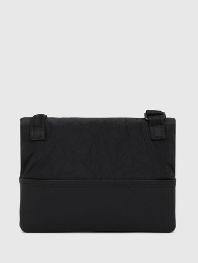 Diesel - ECHINO, Black - Crossbody Bags - Image 2