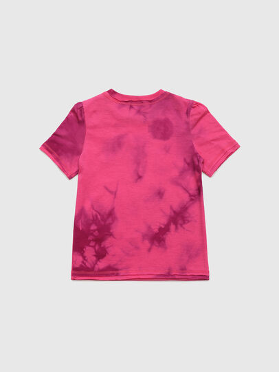 Diesel - TINTDB, Pink - T-shirts and Tops - Image 2