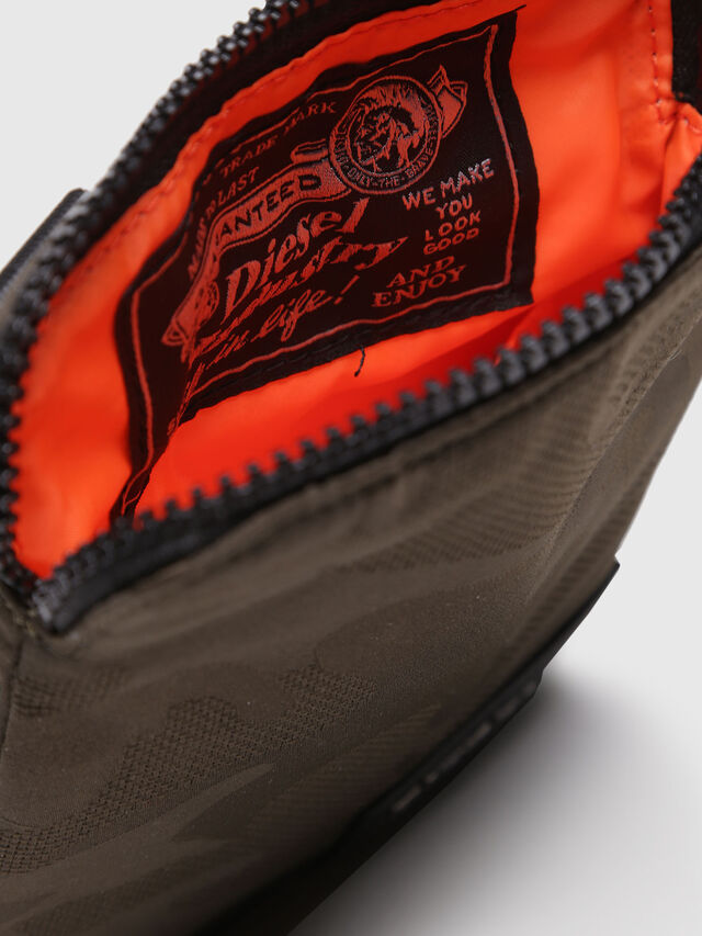 Diesel F-DISCOVER SMALLCROS, Marron Military - Crossbody Bags - Image 3