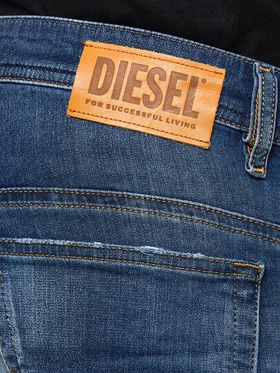 Diesel - Thommer JoggJeans® 069PL, Dark Blue - Jeans - Image 4