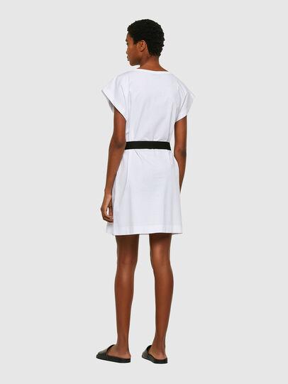 Diesel - D-EASY, White - Dresses - Image 2