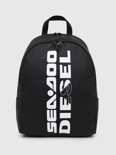 Diesel - BOLD BACK III SEADOO, Black - Backpacks - Image 1