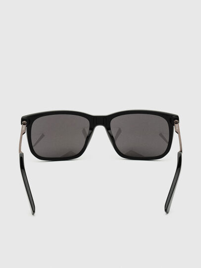 Diesel - DL0309, Black - Sunglasses - Image 4