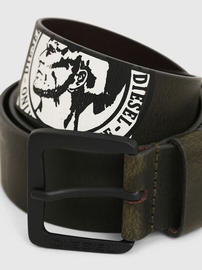 Diesel - B-MOICA, Olive Green - Belts - Image 2