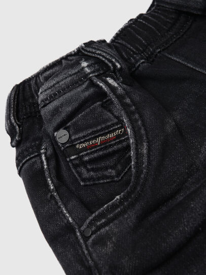 Diesel - FAYZA JOGGJEANS B-N, Black/Dark grey - Jeans - Image 3