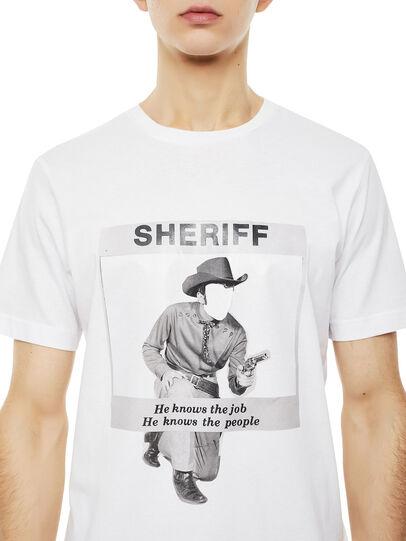 Diesel - TY-BIGSHERIFF,  - T-Shirts - Image 2
