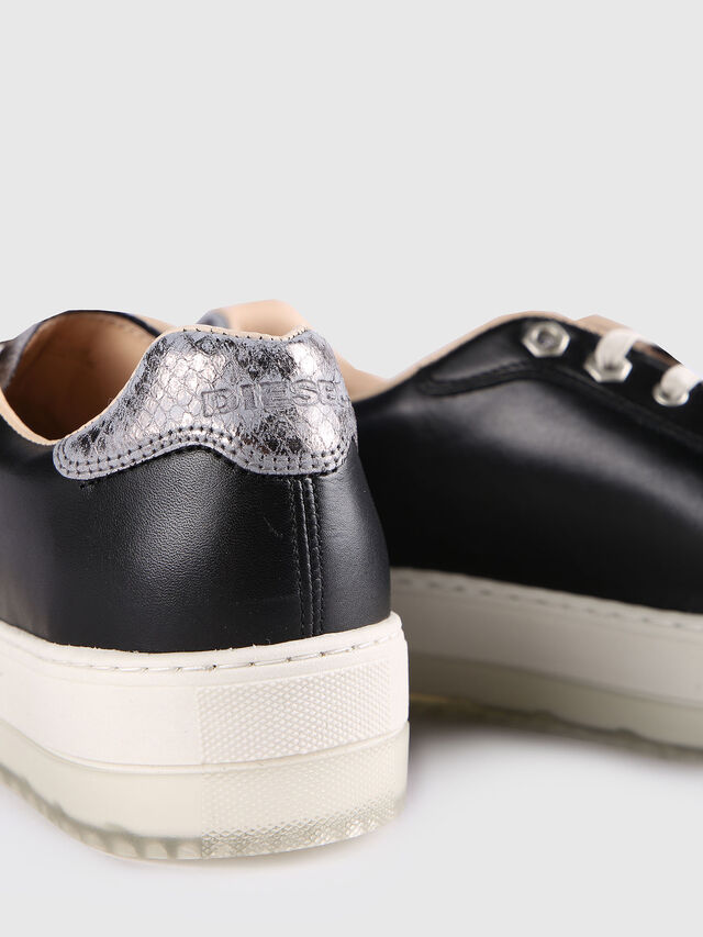 Diesel - S- ANDYES W, Black/Silver - Sneakers - Image 5