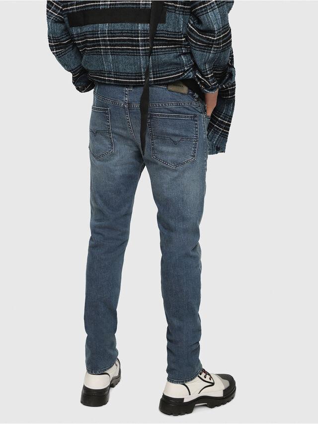 Diesel - Buster 084TU, Dark Blue - Jeans - Image 2