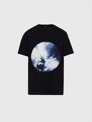T-MOONY-X2, Black - T-Shirts