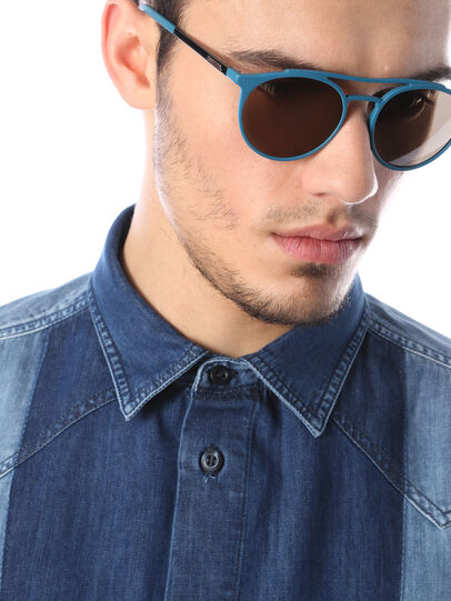 Diesel - DM0195,  - Sunglasses - Image 5