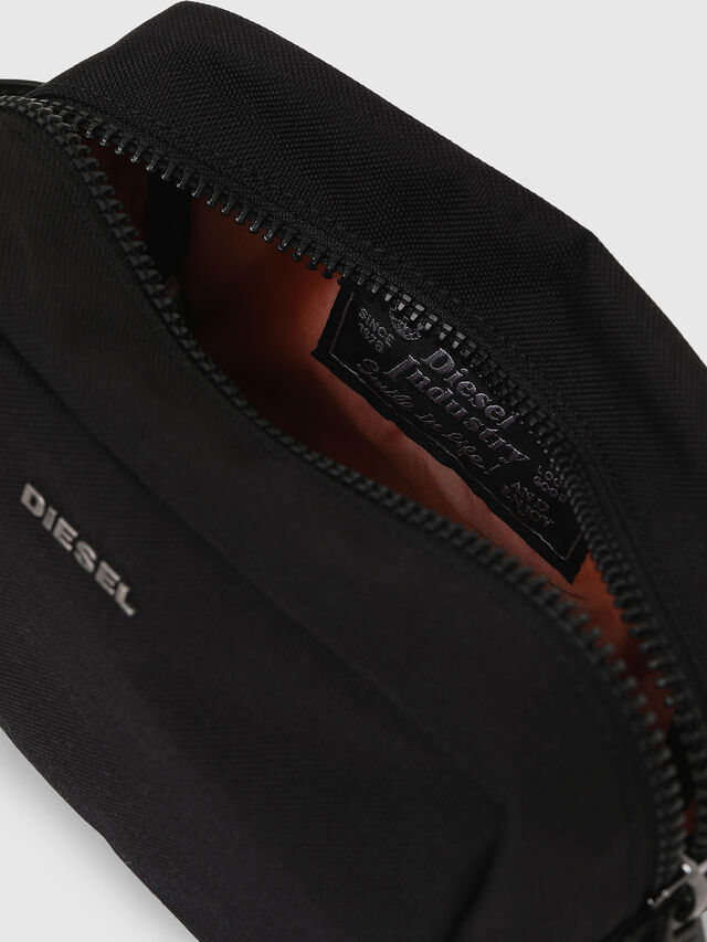 Diesel F-URBHANITY POUCH, Black - Bijoux and Gadgets - Image 5