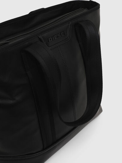 Diesel - LUPARY, Black - Shopping and Shoulder Bags - Image 5