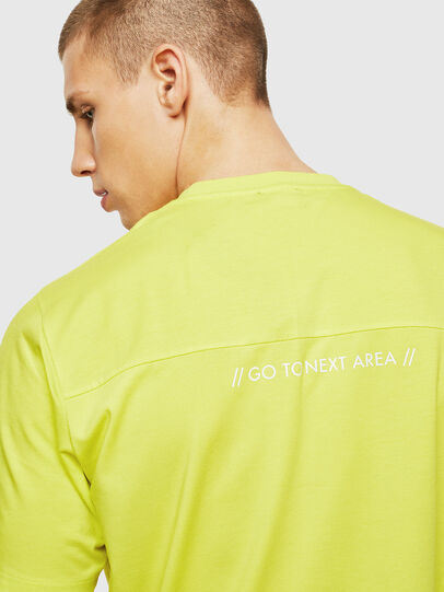 Diesel - BMOWT-JUST-B, Green Fluo - Out of water - Image 4