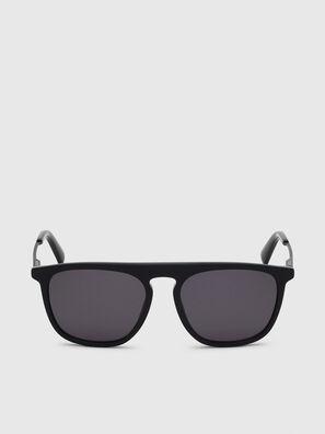 DL0297, Black/Yellow - Sunglasses