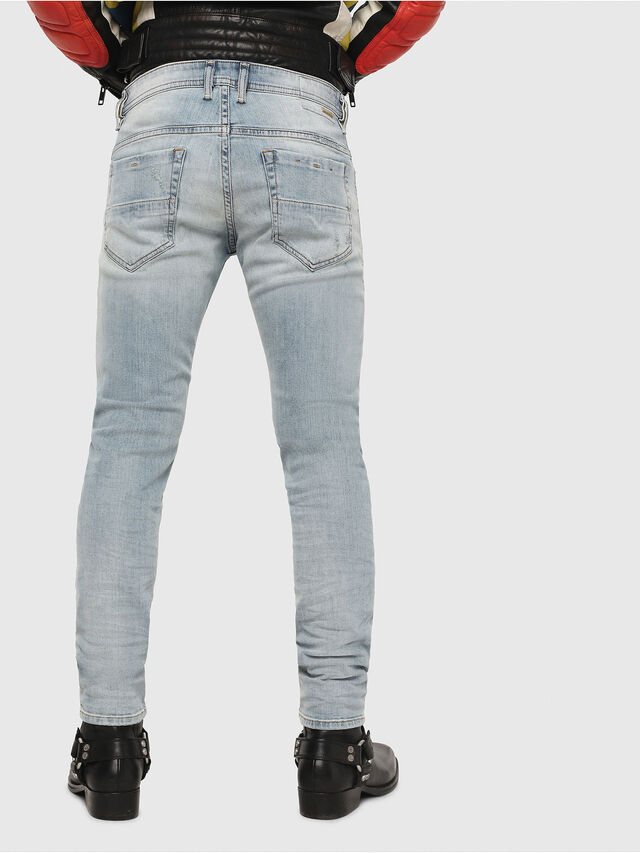 Diesel - Thommer 087AX, Light Blue - Jeans - Image 2