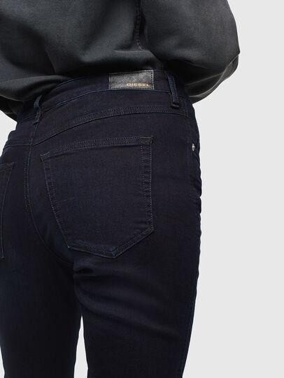 Diesel - Babhila 0095X, Dark Blue - Jeans - Image 4