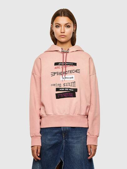 Diesel - F-MAGDALENA-V1, Pink - Sweaters - Image 1