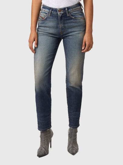 Diesel - D-Joy Z9A05, Medium blue - Jeans - Image 1