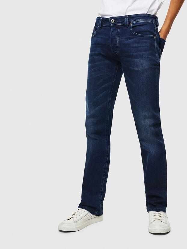 Larkee C870F, Dark Blue - Jeans