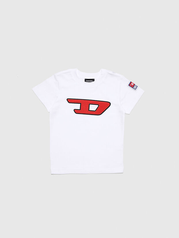 TJUSTDIVISIONB-D-R, White - T-shirts and Tops