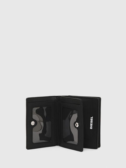 Diesel - CARDA, Black/White - Card cases - Image 4