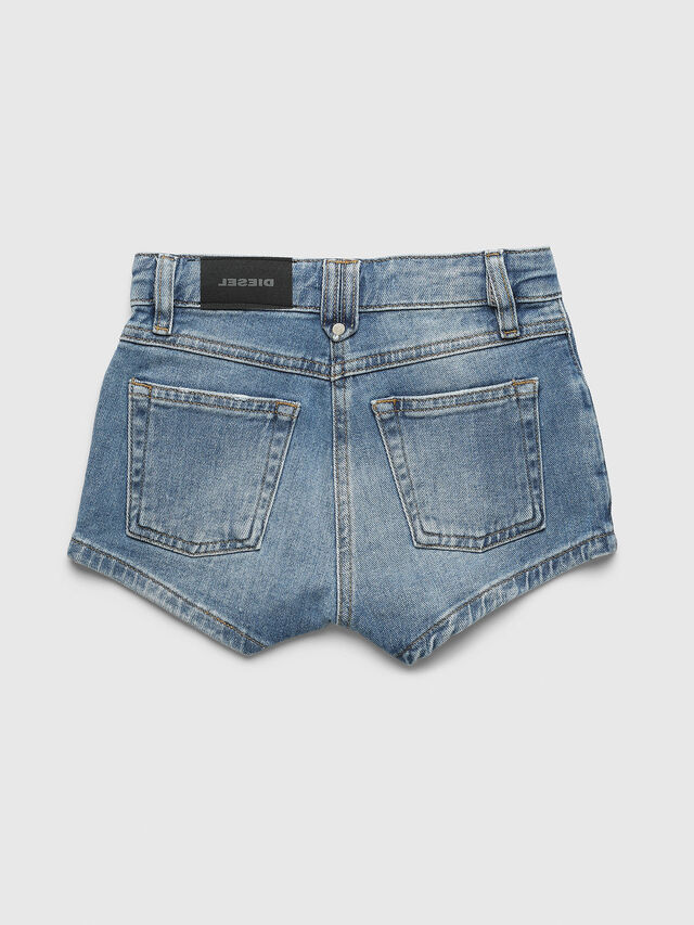 Diesel - PGINGHER-CUT SH, Blue Jeans - Pants - Image 2