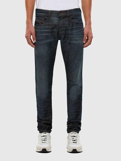 Diesel - D-Strukt JoggJeans® 009KJ, Dark Blue - Jeans - Image 1