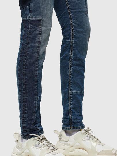 Diesel - KROOLEY JoggJeans® 069TX, Medium blue - Jeans - Image 4