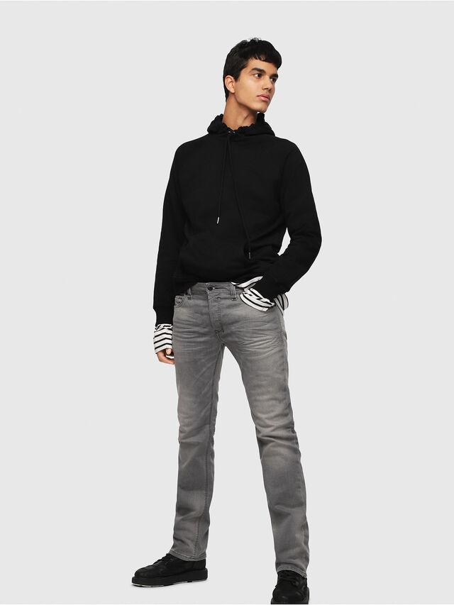 Diesel - Safado C84HP, Light Grey - Jeans - Image 4