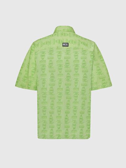 Diesel - S-ROHAD-C, Green - Shirts - Image 2