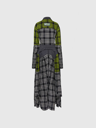Diesel - D-NIAVY, Black/White - Dresses - Image 2