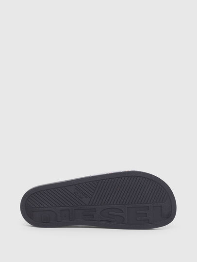 Diesel - SA-VALLA, Black - Slippers - Image 6