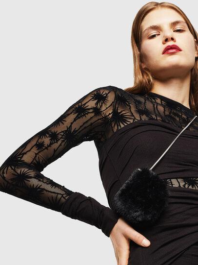 Diesel - D-LARY, Black - Dresses - Image 4