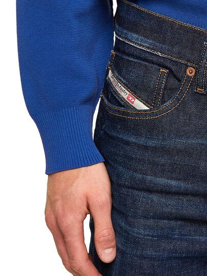 Diesel - D-Fining 09A12, Dark Blue - Jeans - Image 3