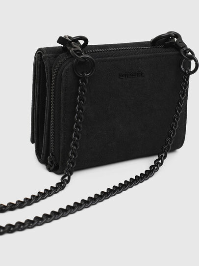 Diesel - LORY, Black - Small Wallets - Image 4