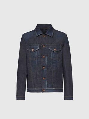 NHILL-TW, Dark Blue - Denim Jackets