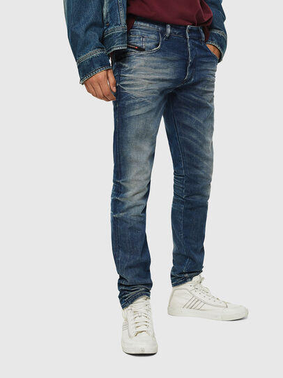 Diesel - D-Bazer 0090D, Medium blue - Jeans - Image 1