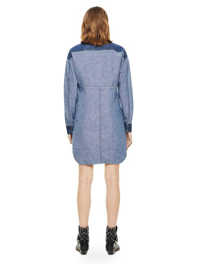 Diesel - DAFARY, Blue Jeans - Dresses - Image 2