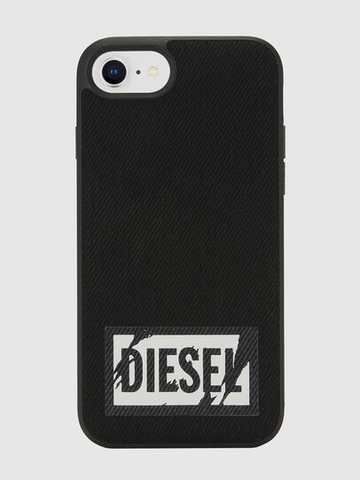 Diesel - BLACK DENIM IPHONE 8/7/6S/6 CASE,  - Cases - Image 2