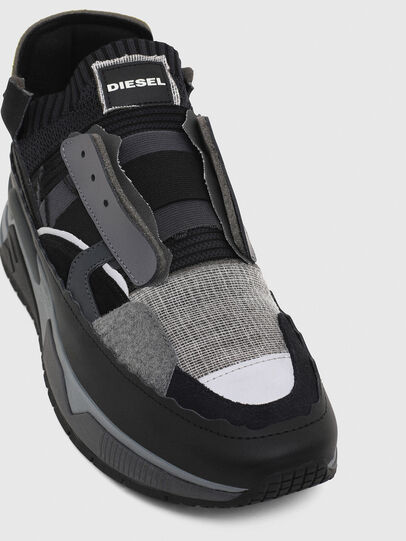 Diesel - S-BRENTHA DEC, Black/Grey - Sneakers - Image 6