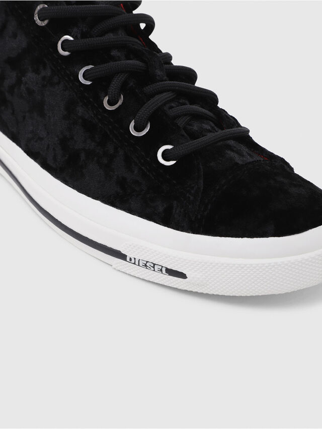 Diesel - EXPOSURE IV LOW  W, Black - Sneakers - Image 5
