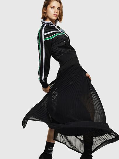 Diesel - O-TERUPE, Black - Skirts - Image 4