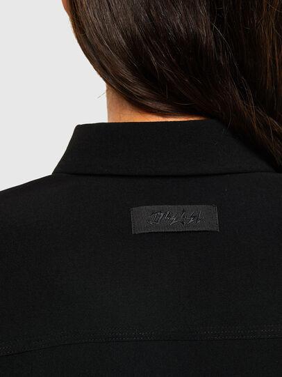 Diesel - C-SANDY, Black - Shirts - Image 4