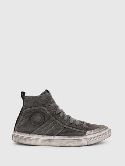 Diesel - S-ASTICO MID LACE, Dark grey - Sneakers - Image 1